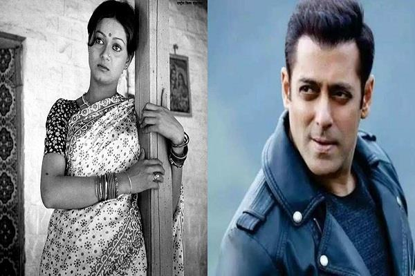 this famous 70s actress will play salman s mother in radhe