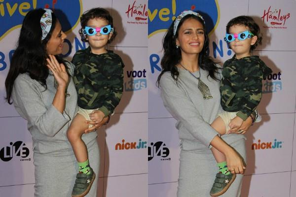 roshni chopra celebrated children day