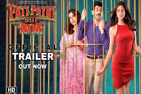 pati patni aur woh trailer full of emotions with comedy