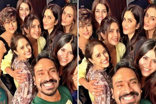 bollywood s beautiful beauties came in a single picture