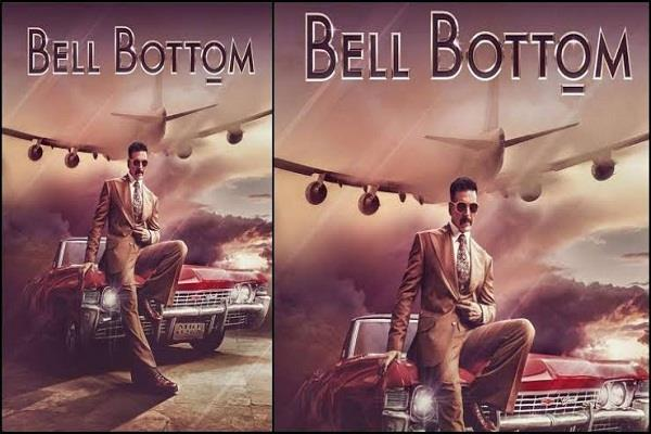 akshay shares first look of upcoming film bell bottom