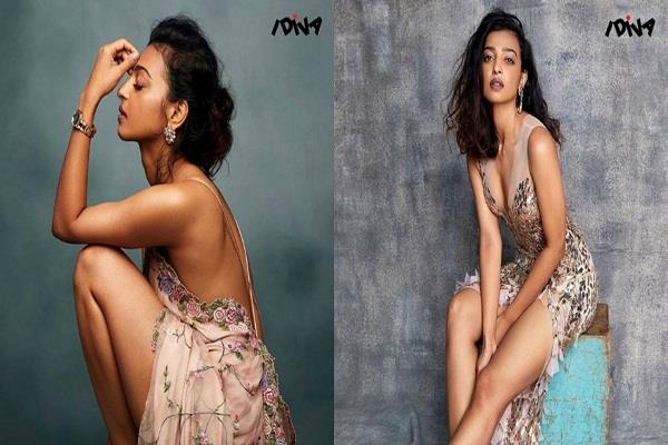 radhika apte did a photoshoot for the magazine