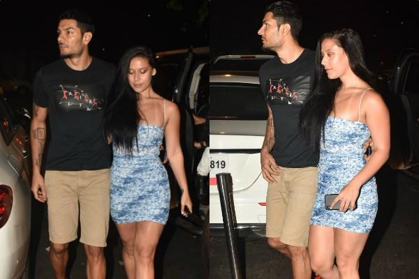 tiger shroff sister krishna shroff with her boyfriend