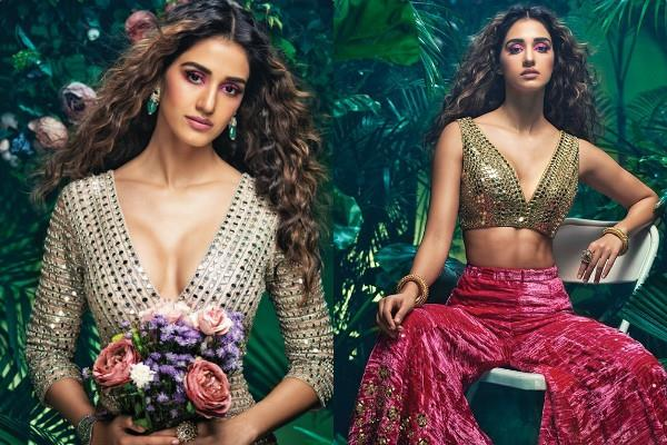 disha patani looks smoking hot in latest phtoshoot