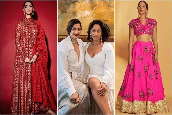 नीना गुप्ता और मशहूर क्रिकेटर की बेटी हैं ये मशहूर फैशन डिजाइनर, बर्थडे पर सोनम ने किया विश