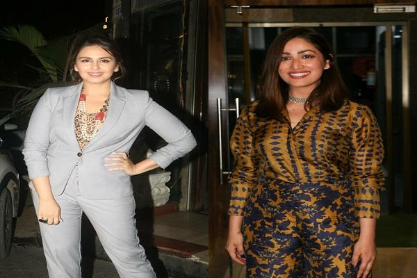 yami and huma qureshi dominated the casual outfit
