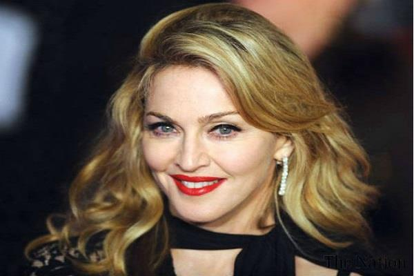 singer madonna drinks urine after ice bath