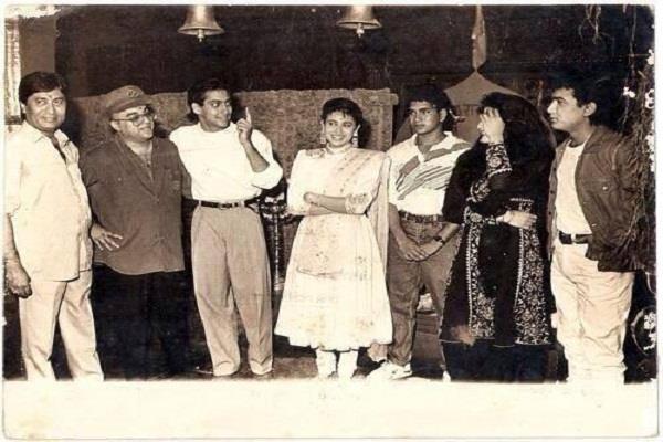 salman and aamir looked like 25 years of andaz apna apna