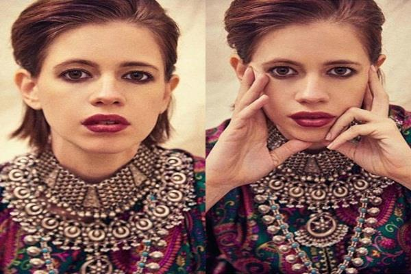kalki koechlin reveals hers was an unexpected pregnancy