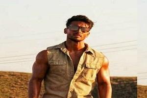 tiger shares his picture from the set of baaghi 3