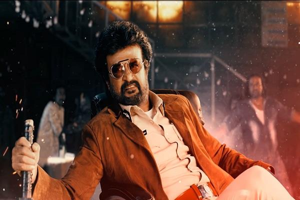 rajinikanth returns to action style from darbar
