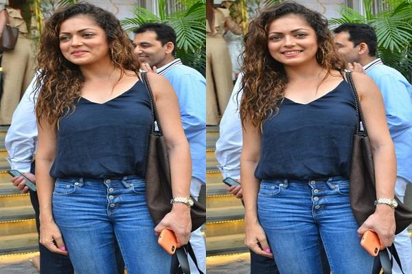 drashti dhami looked beautiful in denim look