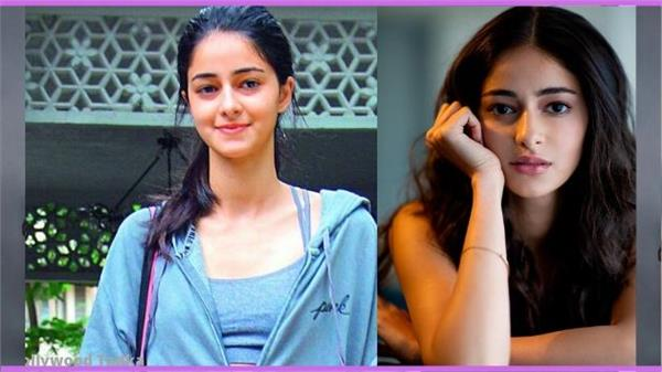 ananya pandey khali peeli news in hindi