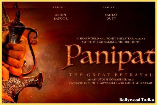arjun kapoor s movie panipat release 6 dec