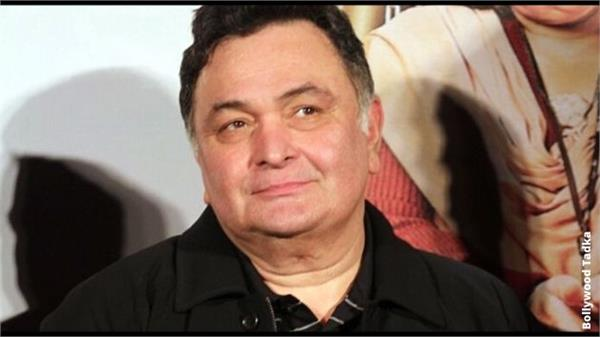 rishi kapoor saying about his role in movie