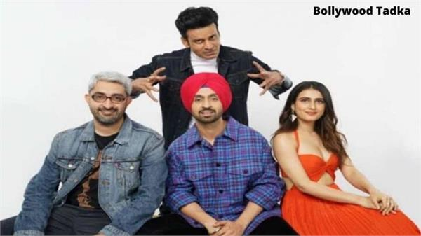 diljit dosanjh and fatima sheikh new movie