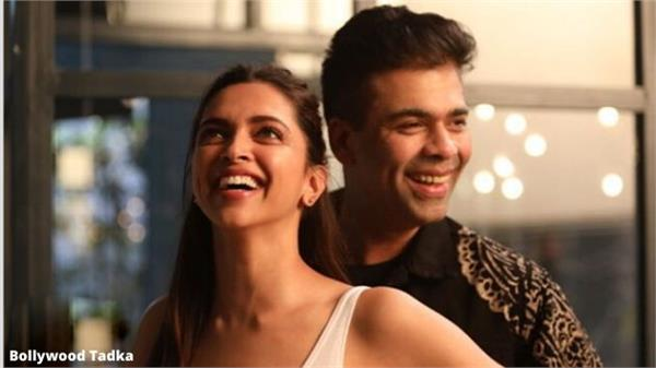 deepika padukone karan johar news in hindi