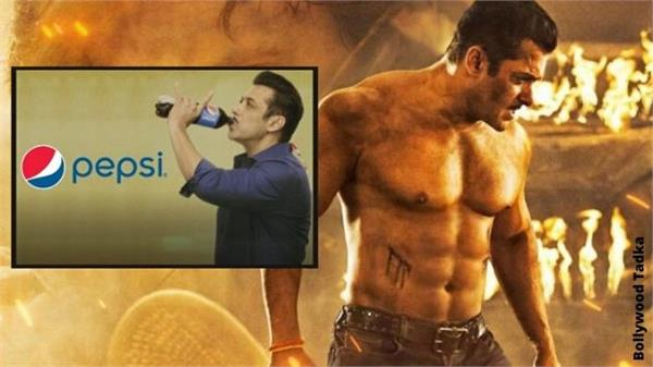 salman khan will do pepsi promotion
