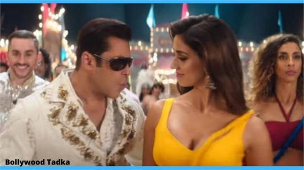 disha saying about salman khan