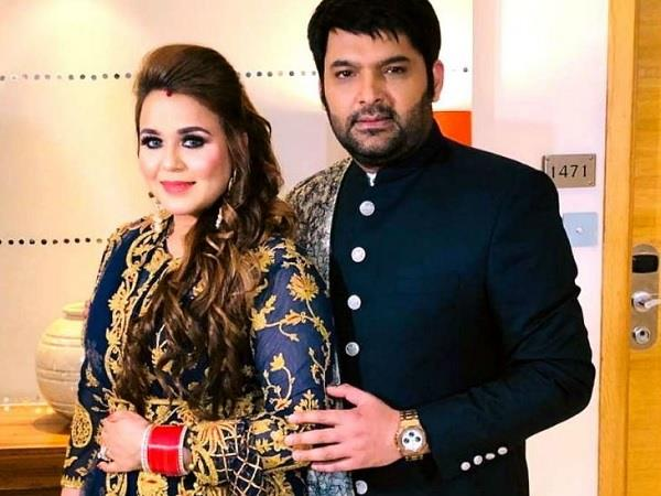 kapil sharma ginni chatrath blessed with baby girl