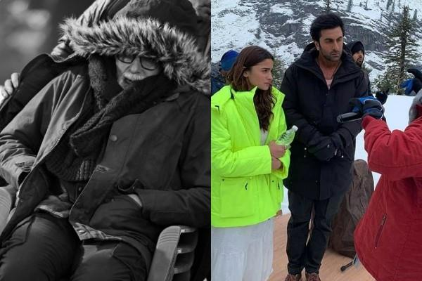 amitabh alia bhatt ranbir shooting upcoming film brahmastra in manali
