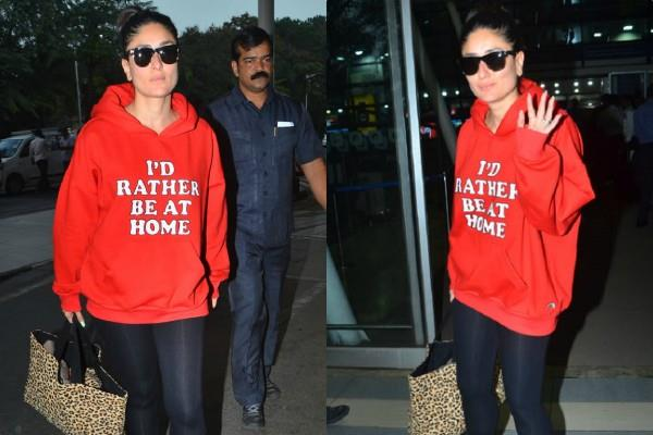 kareena kapoor khan looks cool as she arrives at airport
