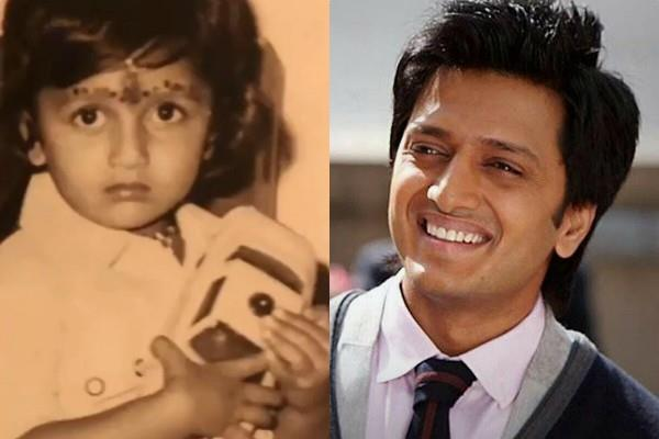 riteish deshmukh birthday special childhood pictures