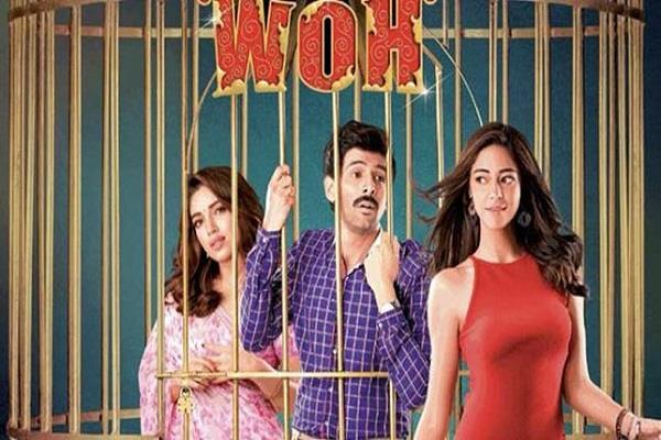 movie review of pati patni aur woh