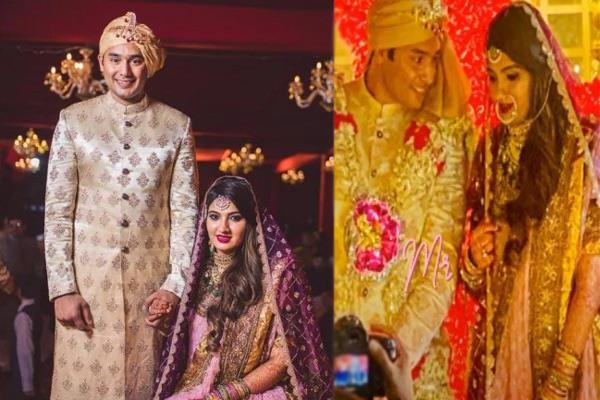 sania mirza sister anam mirza look gorgeous as bride says qubool hai