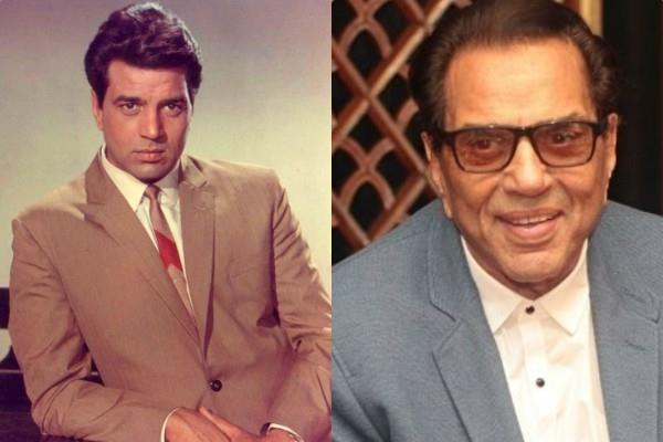 dharmendra these pictures proof that he is a family man