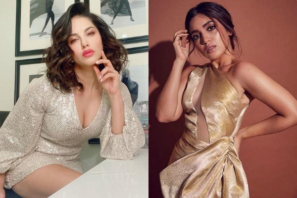 bhumi pednekar and sunny leone shares pictures on instagram