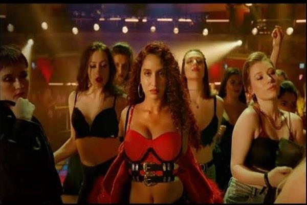 street dancer 3d movie song garmi release