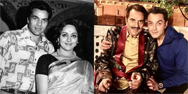 dharmendra kumar family photos