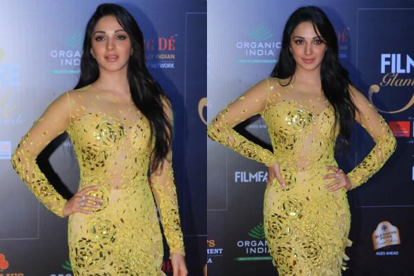 kiara advani spotted at awards show