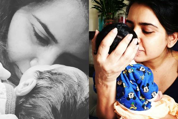 taarak mehta ka ooltah chashmah priya ahuja share first picture of son