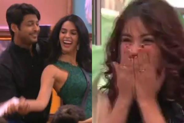 weekend ka vaar mallika sherawat bold dance with siddharth shukla asim riaz
