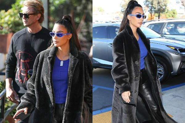 kim kardashian lunch date with bff jonathan cheban in la