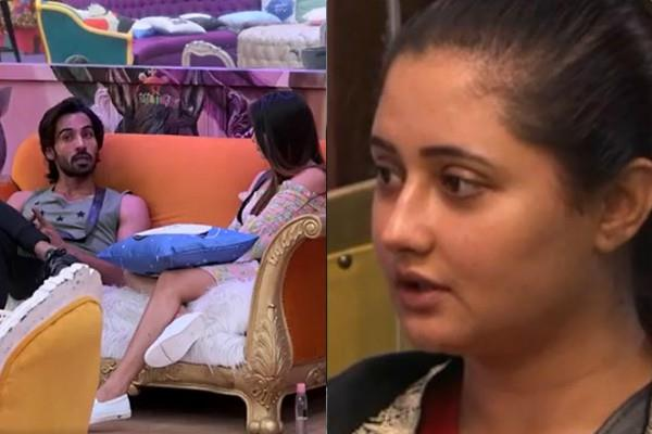 arhaan khan give shocking statement about rashami desai