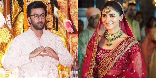 ranbir and alia will get married in kashmir