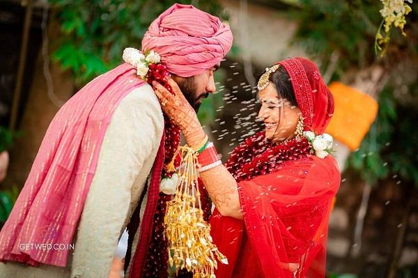 mona singh shares wedding photo