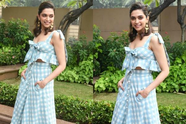 deepika padukone promotes her film chhapaak