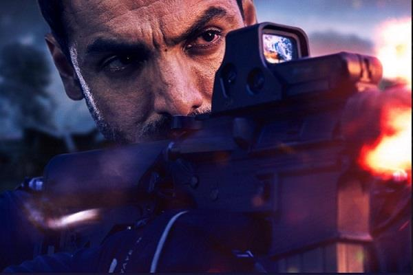 john abraham film  attack  release on independence day