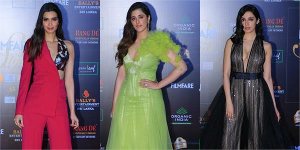 ankita lokhande daina penty dia mirza and others at awards show