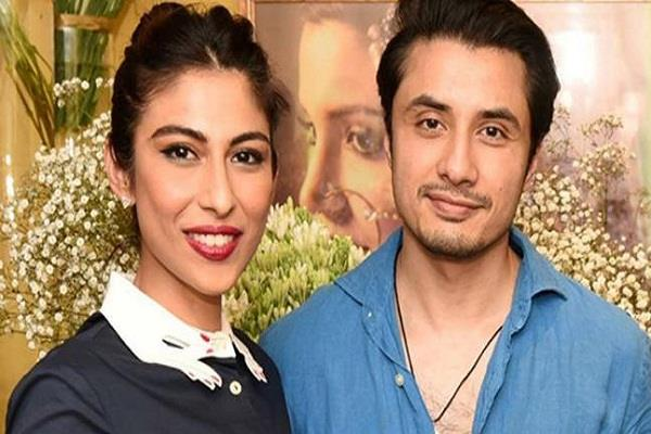 pakistani actress accused ali zafar