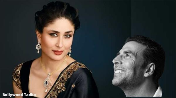 kareena kapoor want fees as like akshay kumar