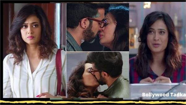 shweta tiwari saying about kissing scene