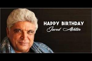 javed akhtar birthday special