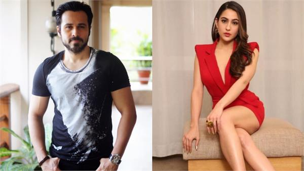 imraan hashmi want to work with sara ali khan