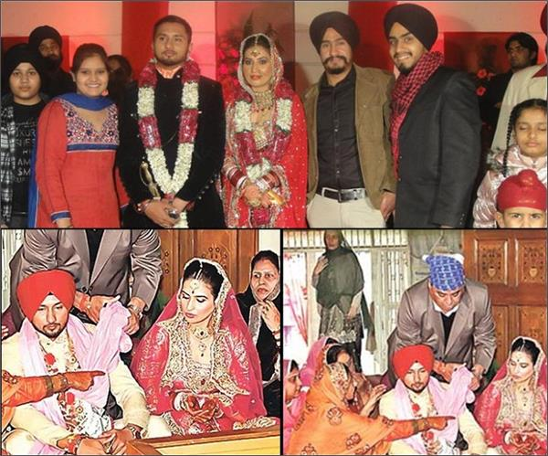 honey singh and his wife shalini singh love story