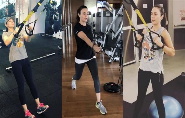 b day spl bollywood actress preity zinta fitness secrets